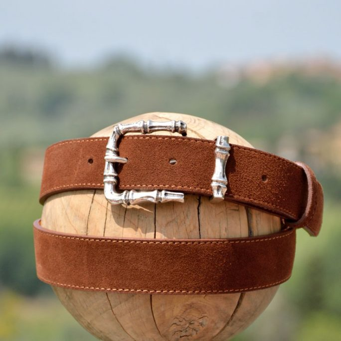 Belt 1941 swede leather