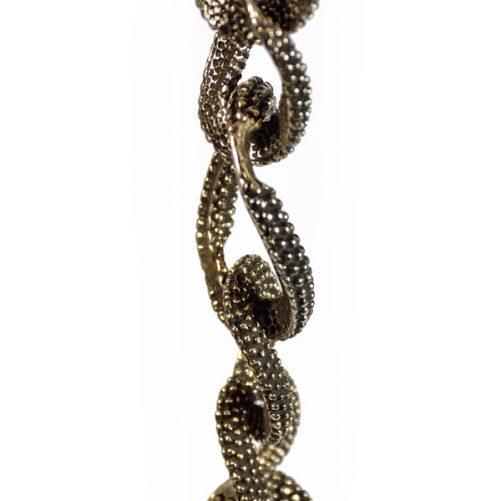 bracciale metallo donna