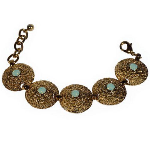 braccialetto metallo a676