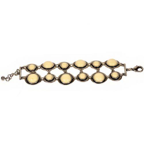 braccialetto donna metallo