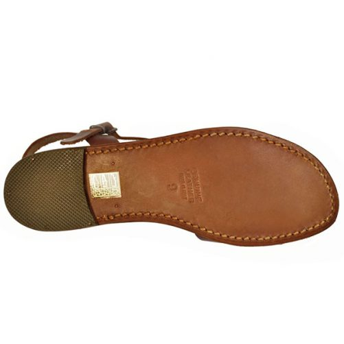 suola cuoio sandalo